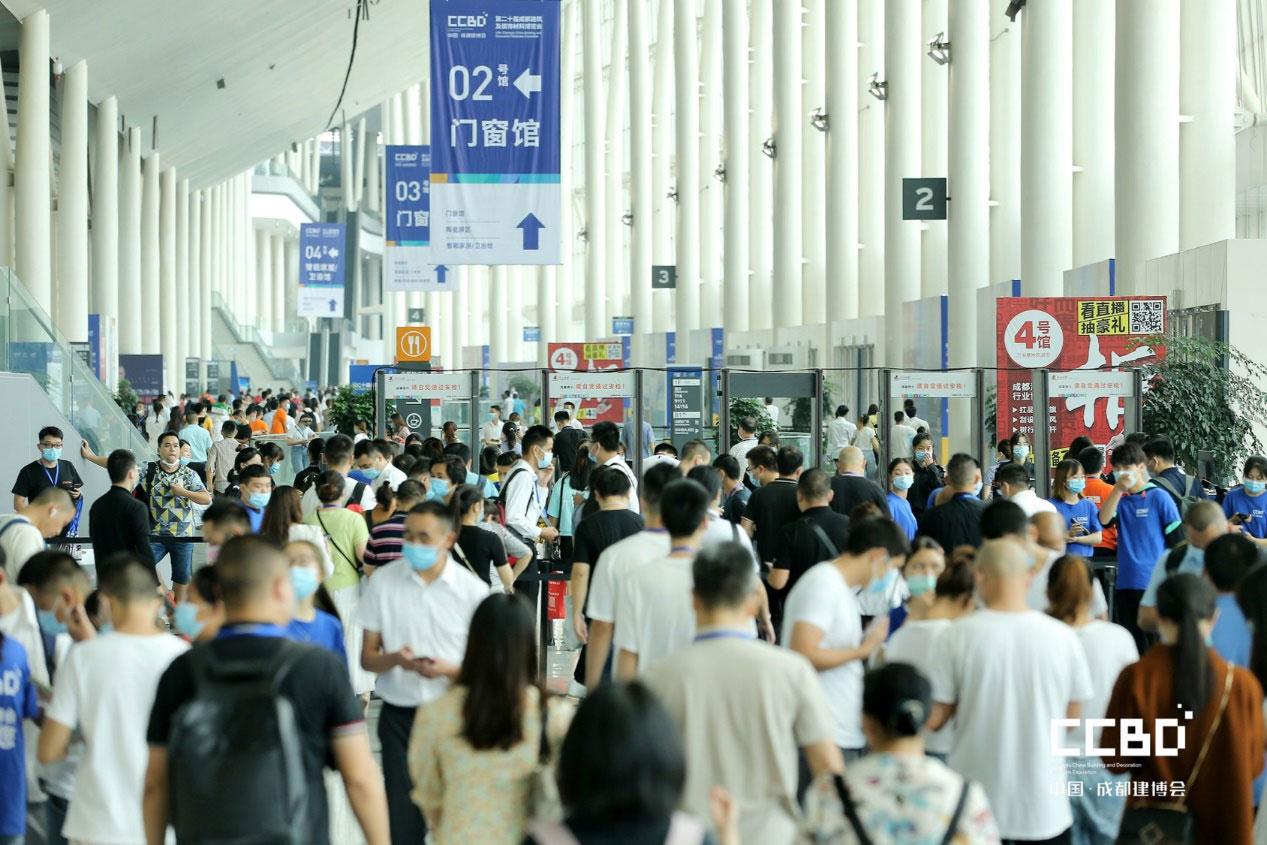2021中国·成都建博会5大优势邀你抢占疫后中西部市场