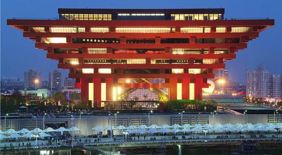 上海世博会中国馆案例欣赏