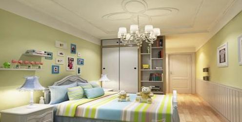 卧室石膏线欧式花型