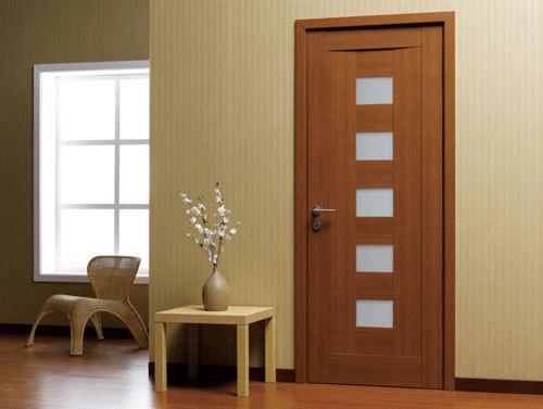 室内门搭配效果图