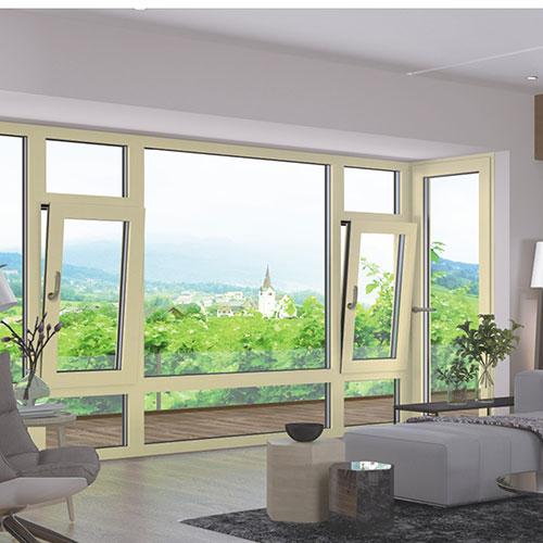 帕萊德高性能系統門窗圖片