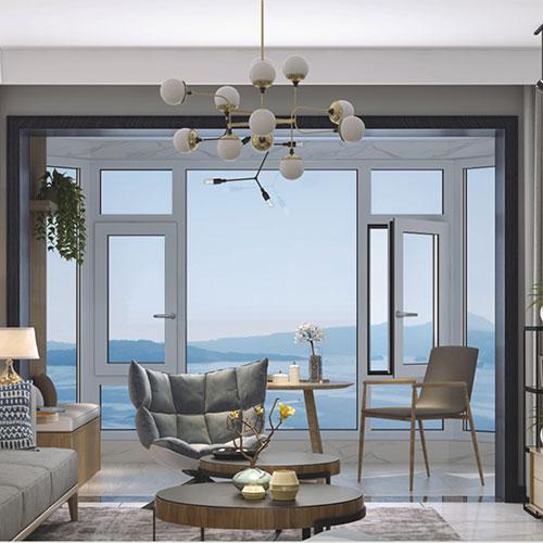 帕萊德鋁合金門窗裝修設計效果圖