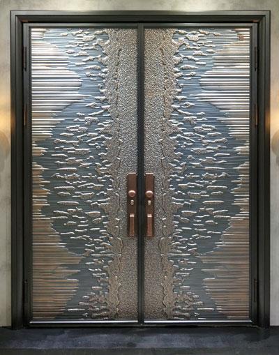 意高鑄鋁門