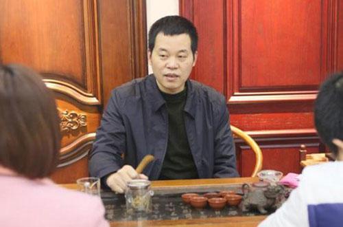 鑫六福木门董事长卢靖凯