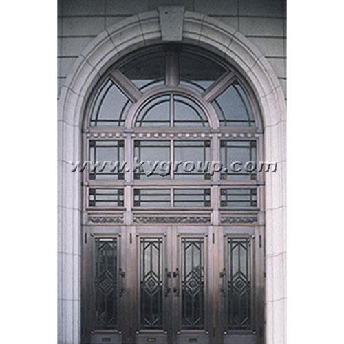 上海康宇銅門 上海市第二檢察院銅門