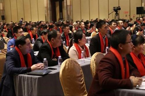 中国品牌门窗新标门窗2019年经销商年会在广州召开