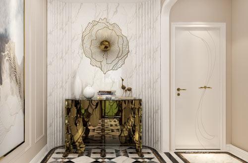 格林福木门注重设计 高品质木门的创新之路