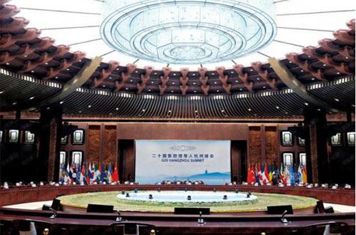 君格防火门:杭州G20峰会防火门供应商