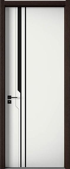 QJ-7450-象牙白+黑亞克力-蘇黎世灰3號(框)