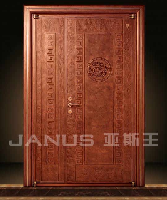 亚斯王龙展 JANUS-002