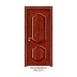 韩式拼装木门_99903(浮雕经典红木)