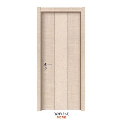 韩式拼装木门