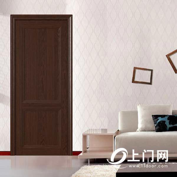 梦天红橡简美木门-新中式木门_室内门6e11