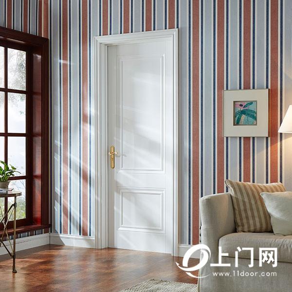 梦天混油宫廷白FUN88备用网址-简欧式油漆门