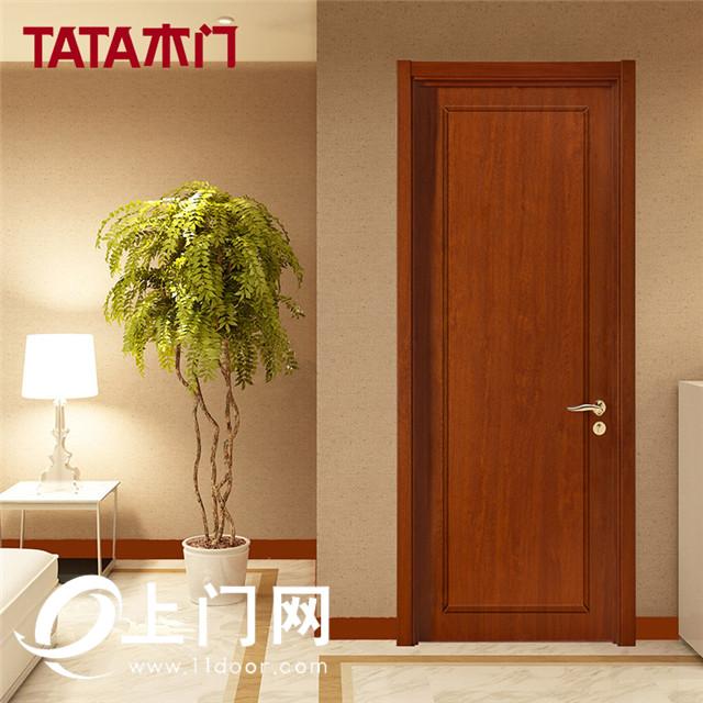 实木复合卧室门免漆定制木门