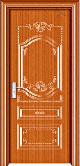 钢木室内门(沙比利)_ZS-8082