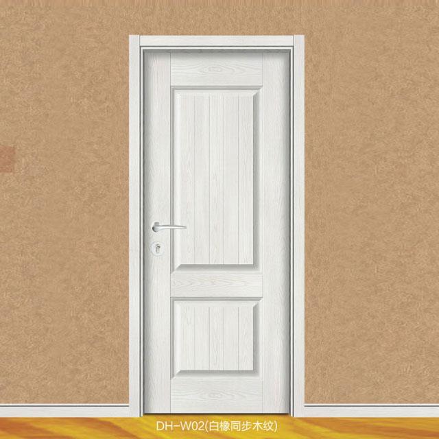 DH-W02(白橡同步木纹)